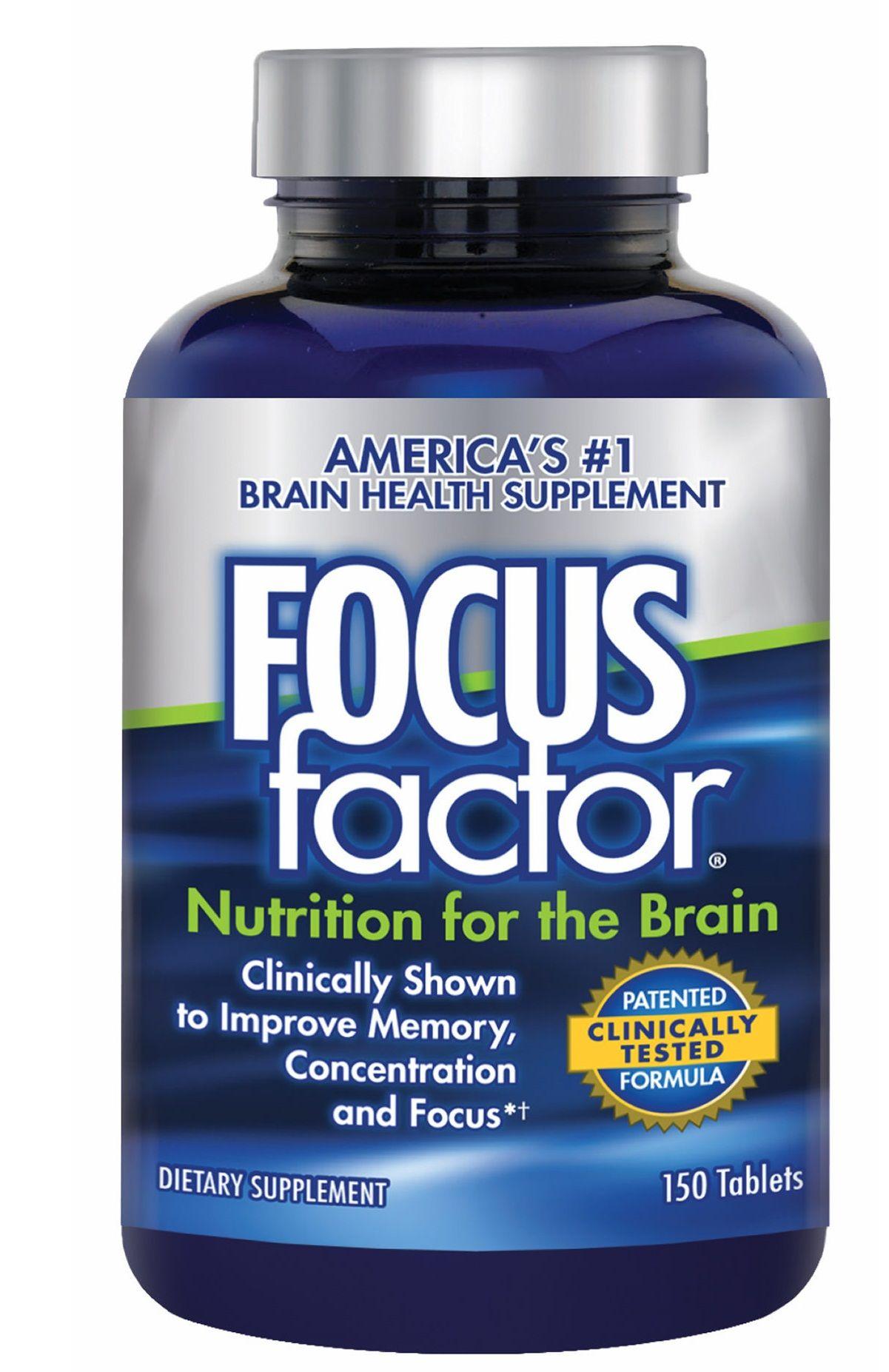 Focus Factor - Viên uống bổ não của Mỹ