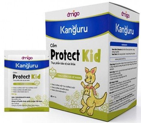 Cốm Protect Kid bổ sung kẽm và selen cho bé