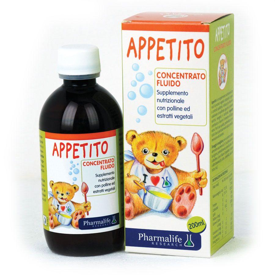 Siro Appetito kích thích bé ăn ngon 3 tác động