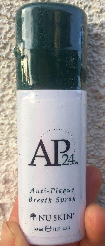 Xịt thơm miệng AP24 giúp khử mùi hôi trong khoang miệng, mang lại cảm giác thơm mát, tự nhiên
