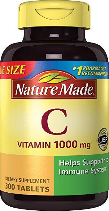 Viên bổ sung Vitamin C 1000mg Nature Made