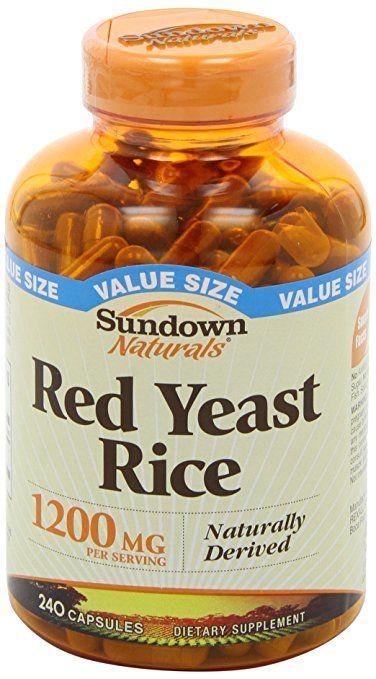 Viên uống gạo lứt đỏ lên men Red Yeast Rice
