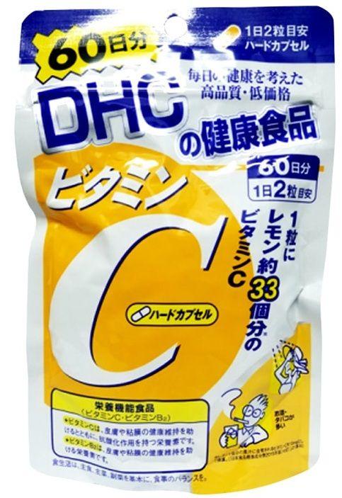 Viên bổ sung vitamin C DHC 120 viên Nhật Bản