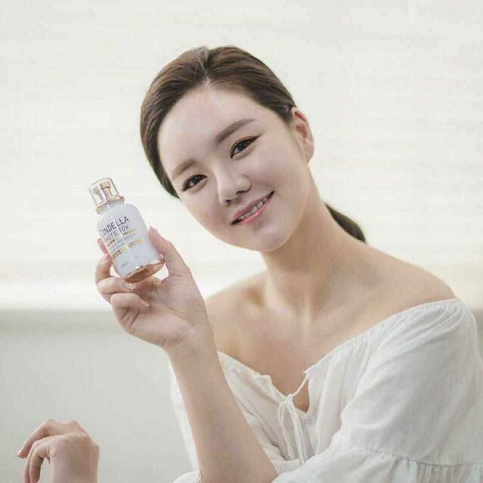 Kem Dưỡng Trắng Da Cindel Tox White Cream 3