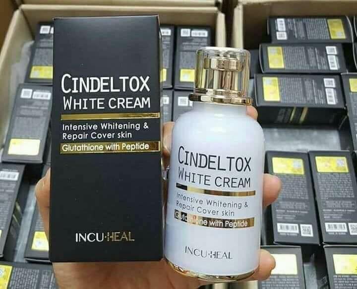 Kem Dưỡng Trắng Da Cindel Tox White Cream 2