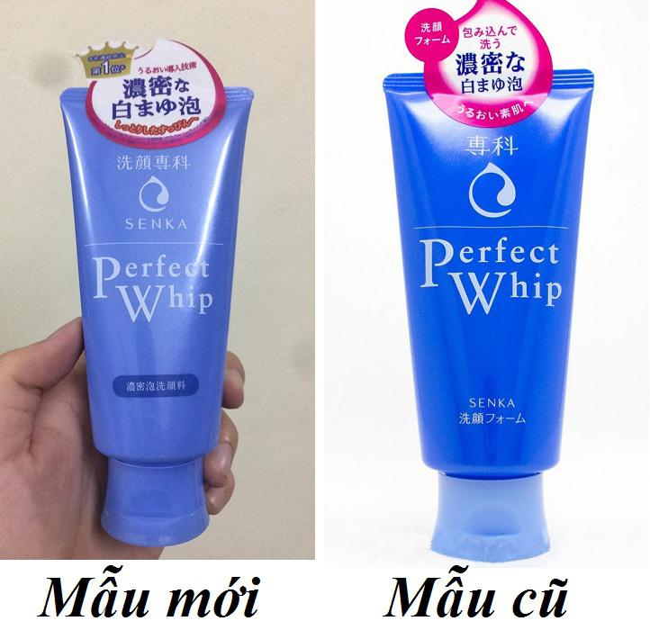 Sữa rửa mặt Shiseido Perfect whip 120g  1