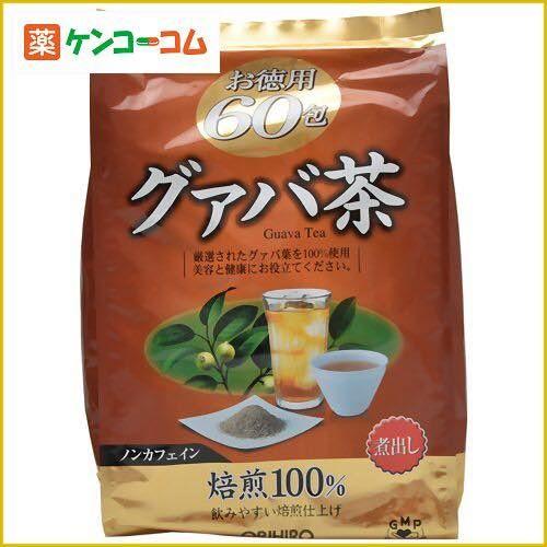 Trà Lá Ổi Orihiro Guava - Trà giảm cân tinh chất lá ổi chính hãng Nhật Bản