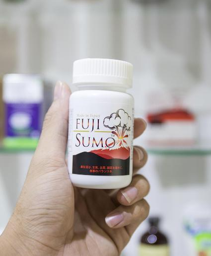 Viên Uống Tăng Cường Sinh Lý Nam Giới Fuji Sumo Nhật Bản 2