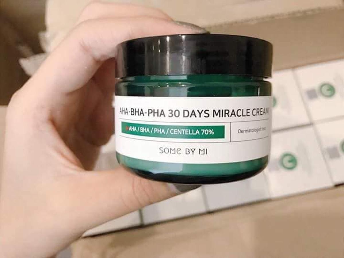 Kem Trị Mụn Some By Mi AHA-BHA-PHA 30 Days Miracle Cream 1