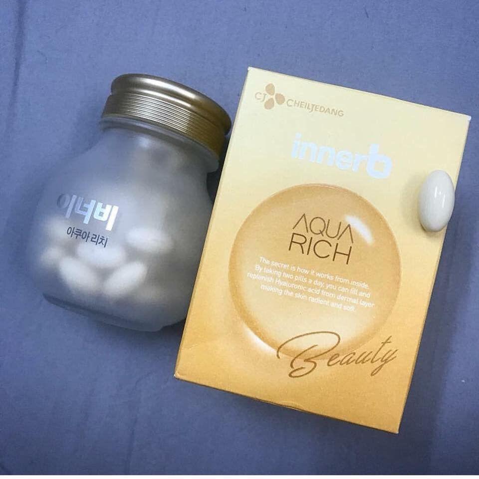 Viên Uống hỗ trợ cấp nước Collagen Aqua Rich 1