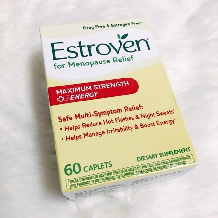 Estroven Maximum strength cân bằng nội tiết cho phụ nữ  1