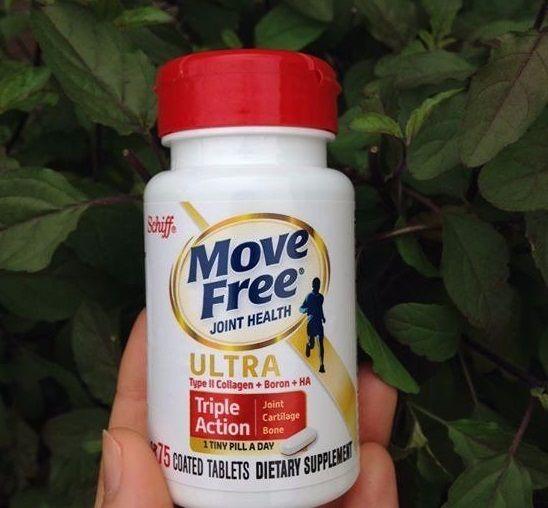 Schiff Move Free Ultra Triple Action Viên Uống Bổ Khớp Của Mỹ 1