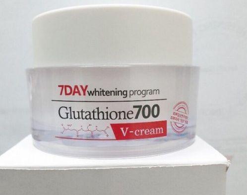 Kem Dưỡng Trắng Da 7Day Whitening Program Glutathione700 1