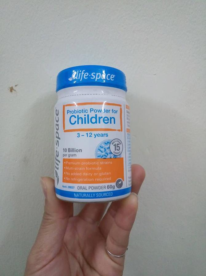 Men vi sinh Úc Probiotic Powder for Children 60g 1