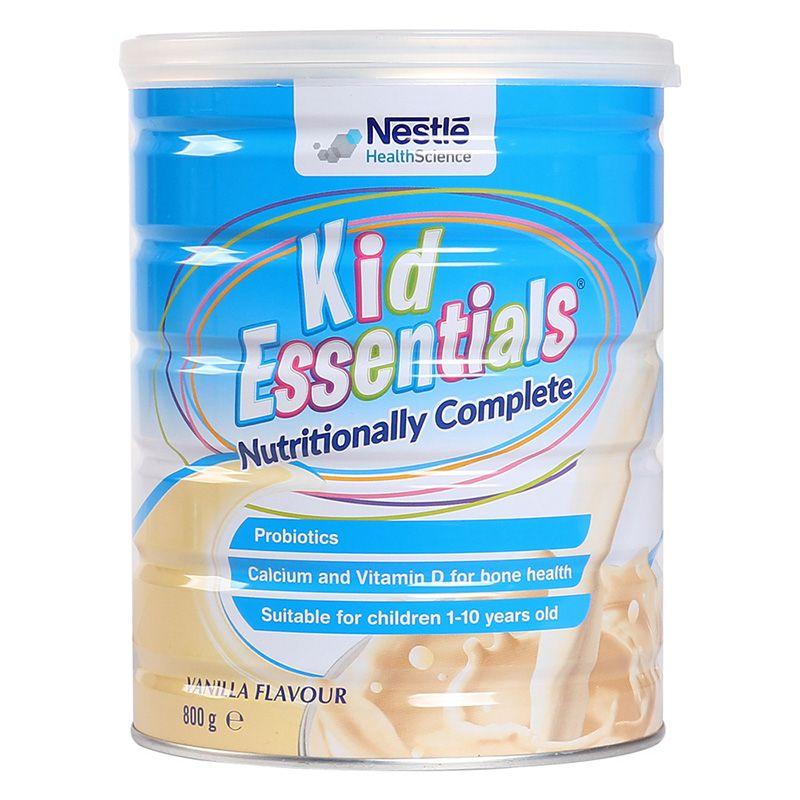 Sữa Kid Essentials Nestle Úc 800g cho bé biếng ăn 1