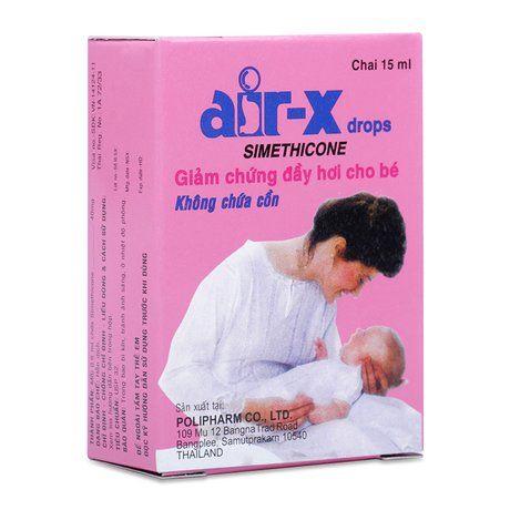 Air- X Drops Simethicone- Chữa đầy hơi, chướng bụng cho trẻ 1