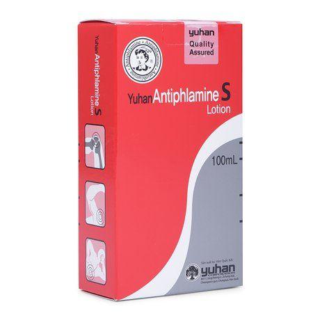Dầu xoa bóp giảm đau Yuhan Antiphlamine Lotion (100ml) 1