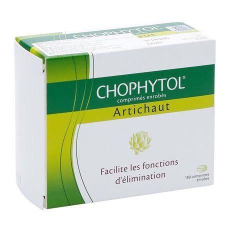 Thuốc Chophytol Artichaut - Thuốc lợi tiểu, thông mật của Pháp