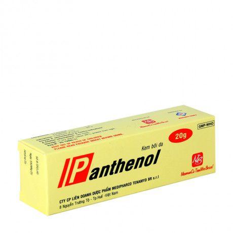 Kem bôi da trị tổn thương da Panthenol 5% (20g) 1