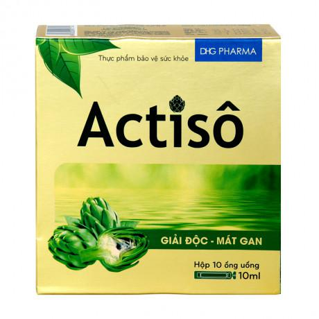 Thực phẩm bảo vệ sức khỏe giải độc, mát gan Actiso 1