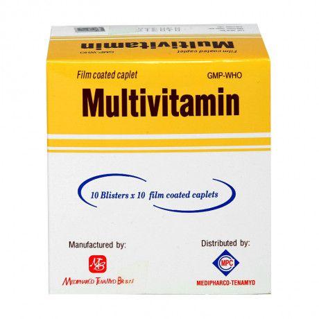 Thuốc trị và phòng ngừa thiếu vitamin nhóm B Multivitamin 1
