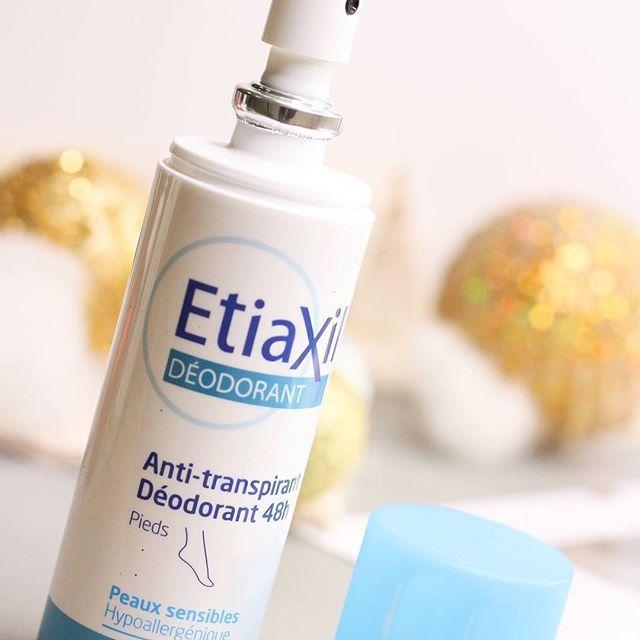 Xịt khử mùi, giảm tiết mồ hôi chân Etiaxil 100ml 2