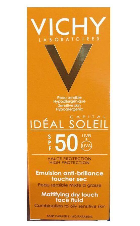 Kem chống nắng Vichy Idéal Soleil 50ml Chính Hãng 2