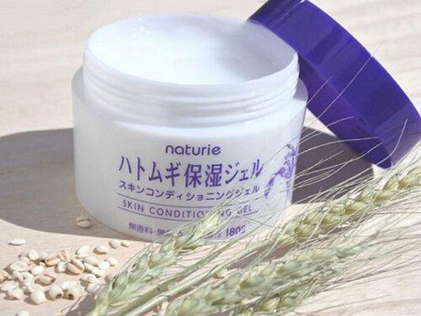 Kem Dưỡng Ẩm, Mịn Da Naturie Skin Conditioning Gel Nhật Bản 1