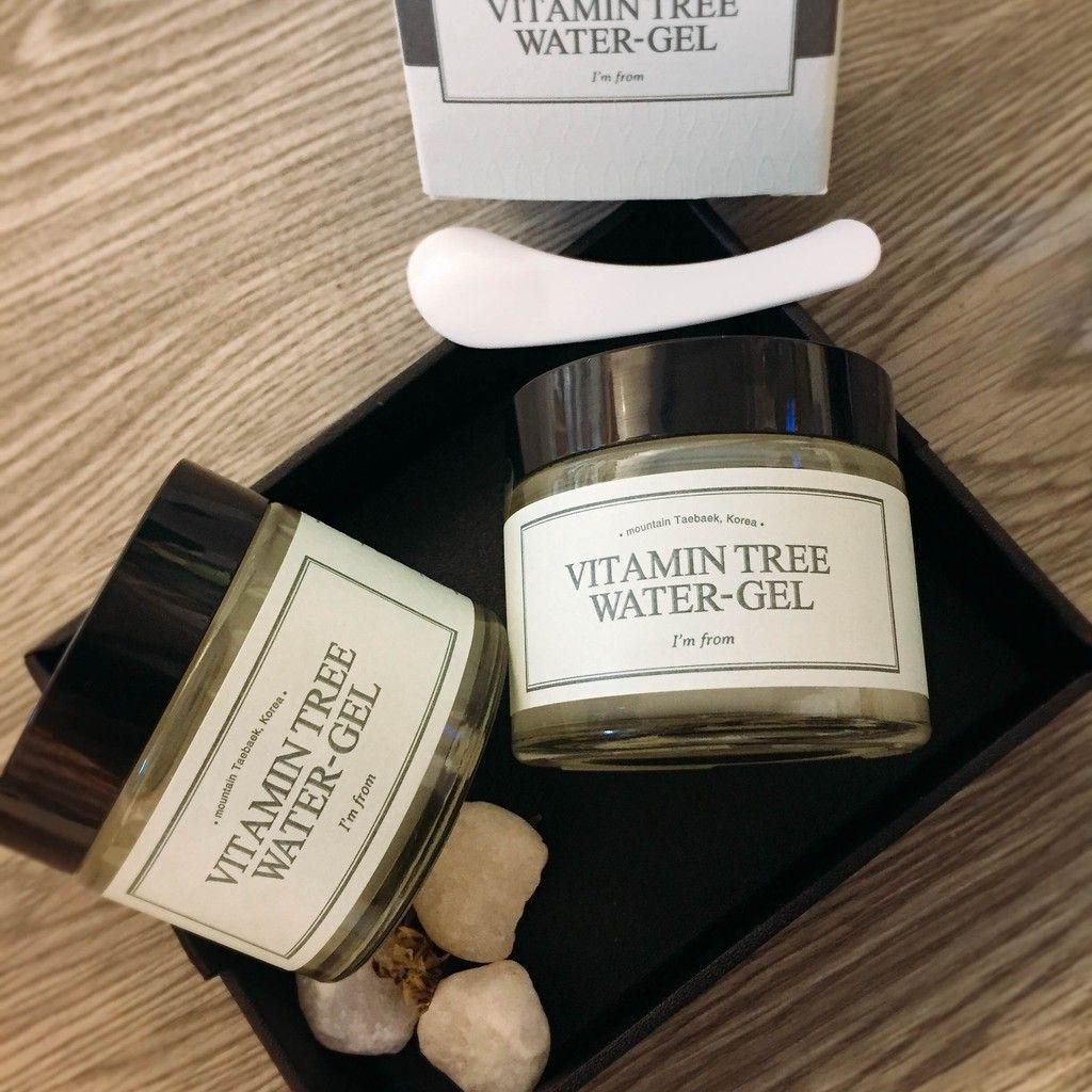 Kem dưỡng ẩm Vitamin Tree Water Gel Chính Hãng Hàn Quốc 2