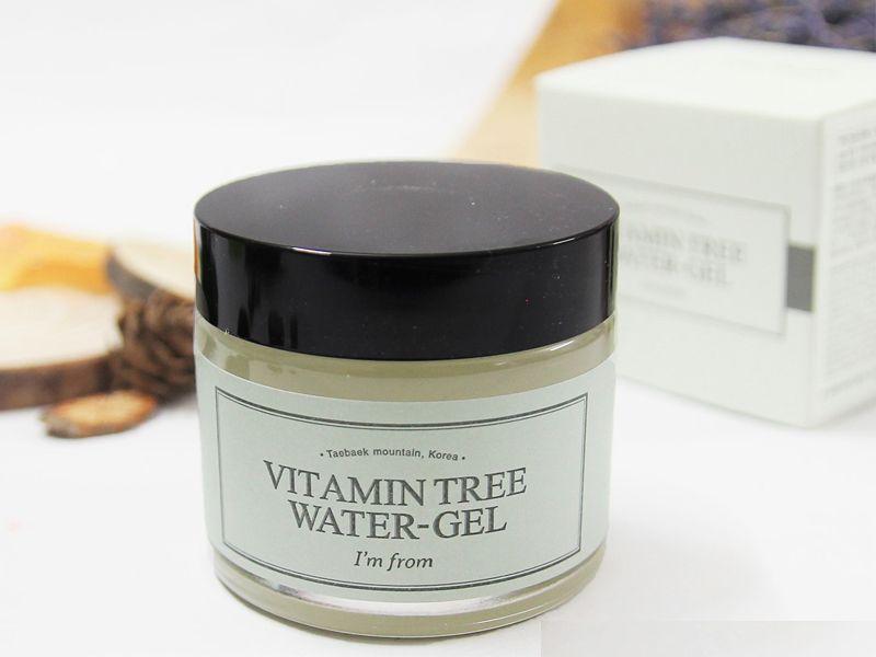 Kem dưỡng ẩm Vitamin Tree Water Gel Chính Hãng Hàn Quốc 1