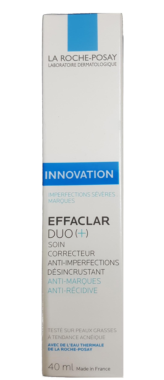 Kem Hỗ Trợ Cải Thiện Mụn La Roche Posay Effaclar Duo+ 1