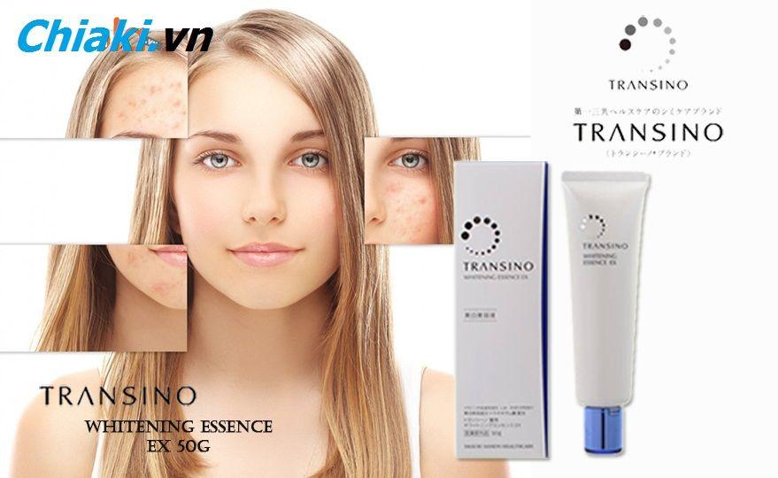 Transino Whitening Essence - Kem Hỗ Trợ Cải Thiện Nám Của Nhật 2