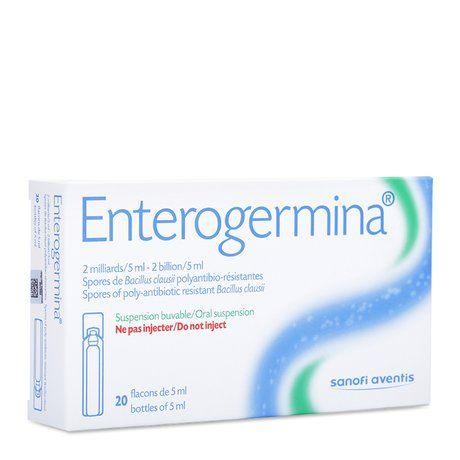 Enterogermina trị, phòng ngừa rối loạn vi khuẩn đường ruột 1