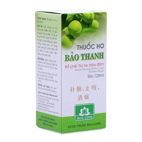 Ho Bảo Thanh 125ml 1