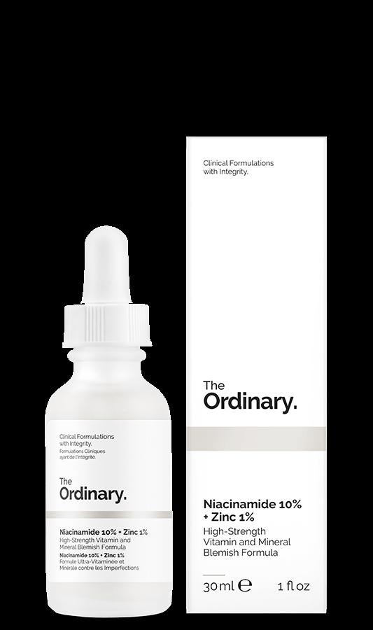 Serum The Ordinary Niacinamide 10% + Zinc 1% dưỡng ẩm chống viêm 1