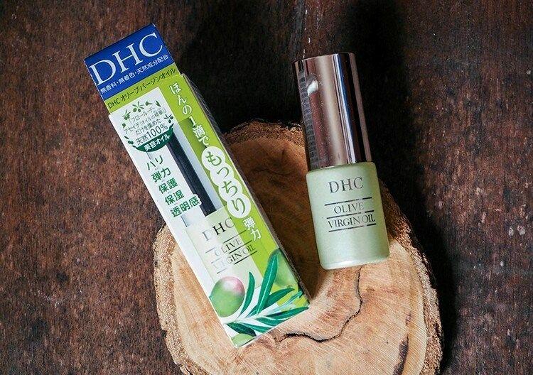 Tinh Dầu Olive Virgin Oil Làm Đẹp Da Của DHC Nhật Bản 1