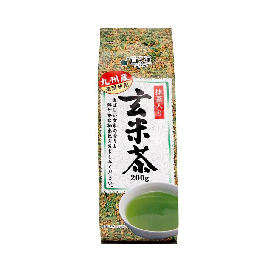 Trà xanh gạo lứt rang Nhật Bản thanh nhiệt, mát gan 1