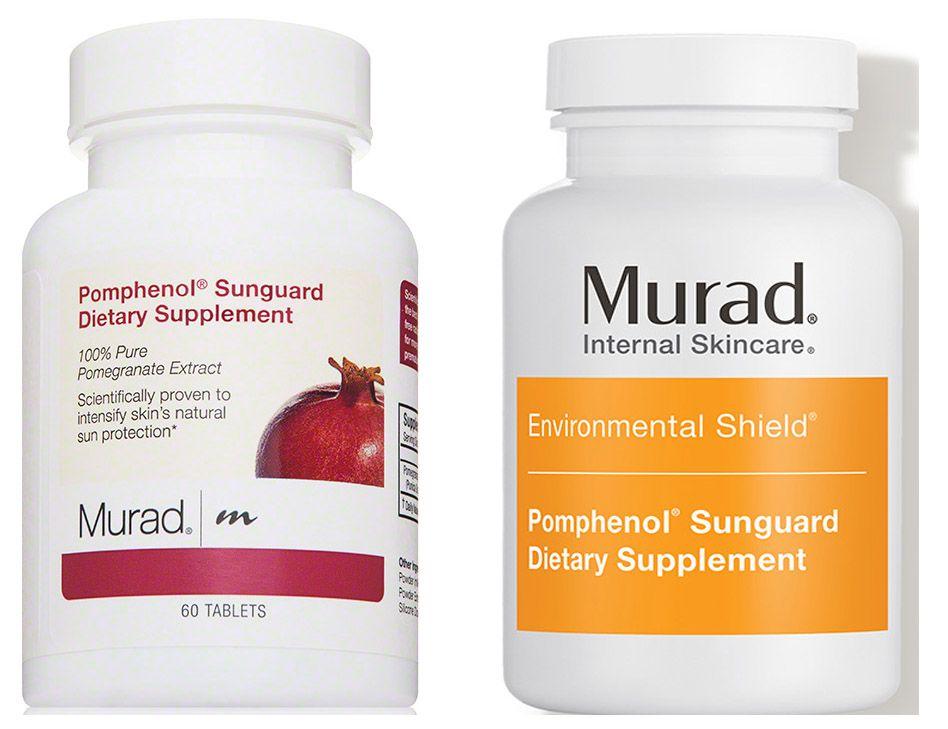 Viên Uống hỗ trợ Chống Nắng Murad Internal Skincare Chính Hãng Của Mỹ 1