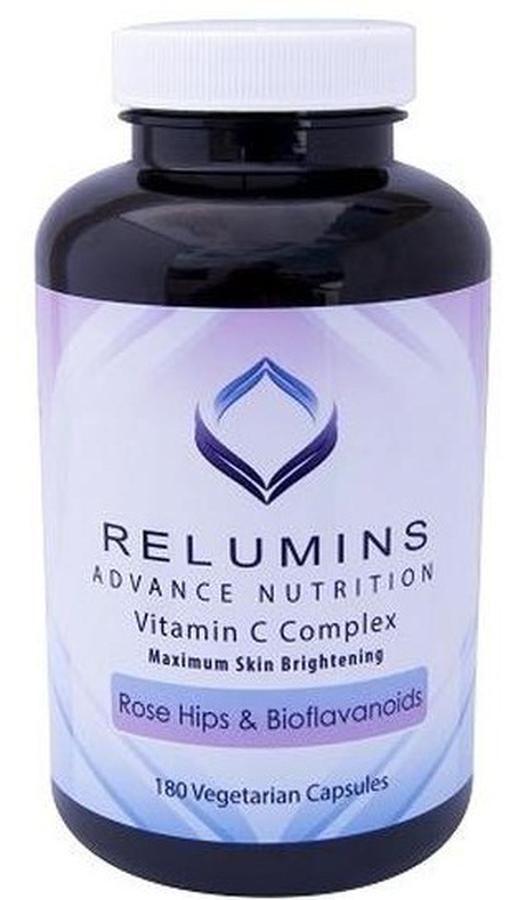 Relumins Vitamin C Complex - Viên Uống Hỗ Trợ Trắng Da Của Mỹ 1