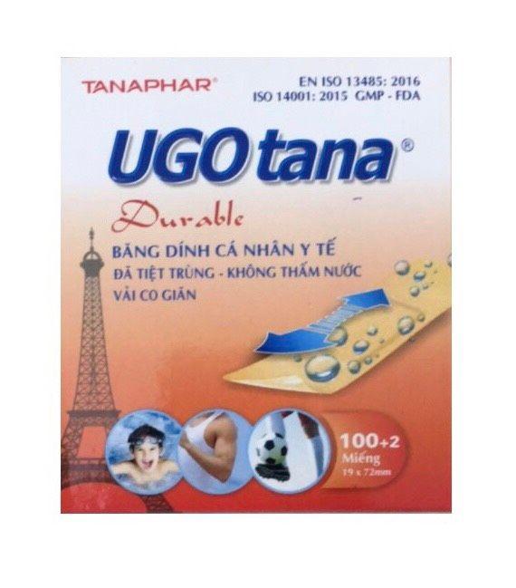Băng dính cá nhân y tế Ugo Tana Durable 1