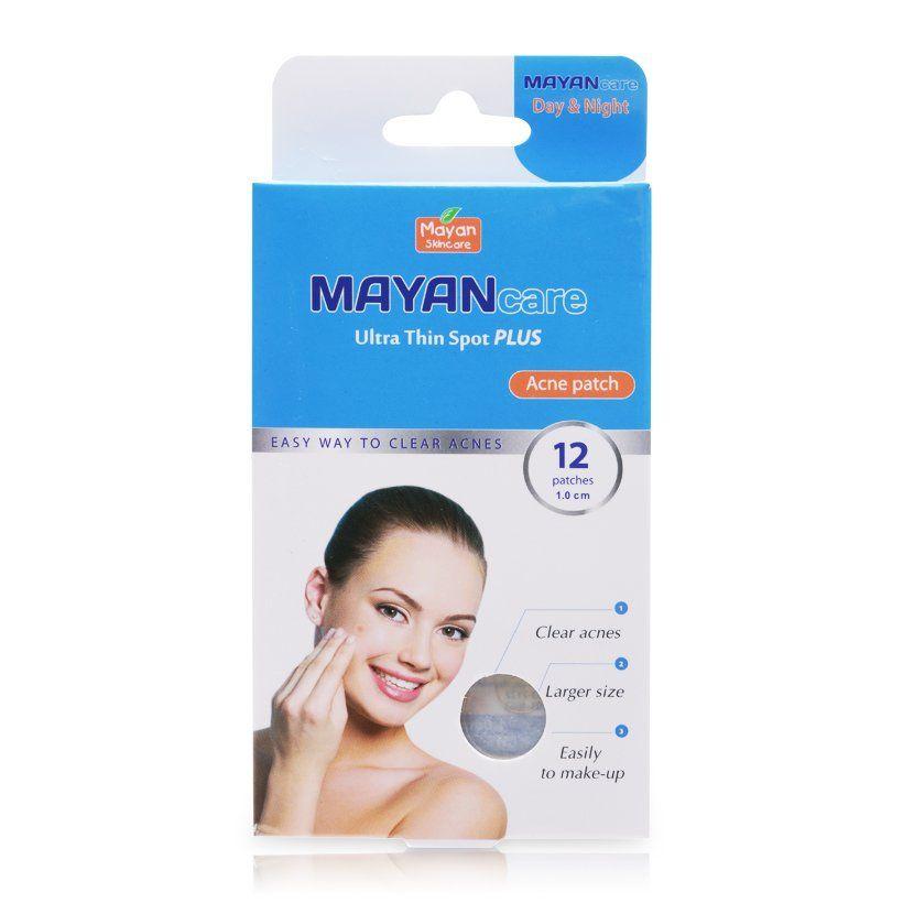 Miếng dán trị mụn Mayan Care Ultra thin Spot Plus 1