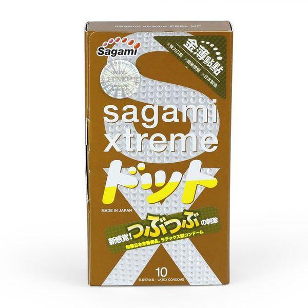 Bao cao su Sagami Xtreme Feel Up màu da người 1
