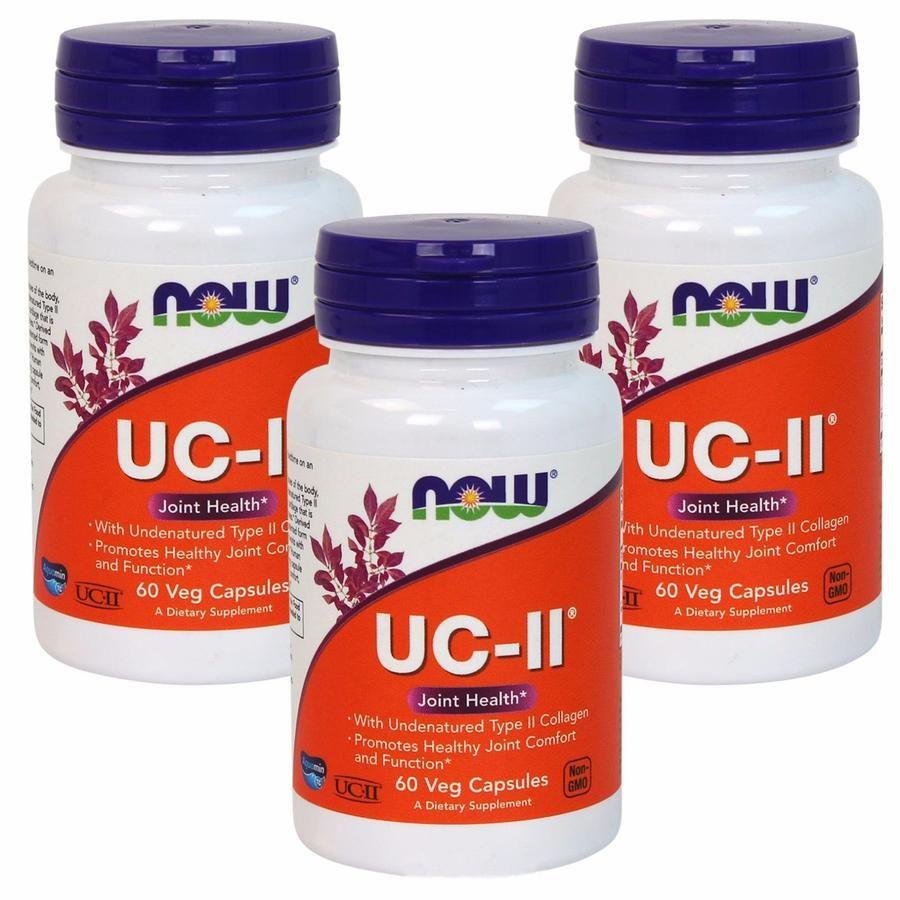 Viên Uống Collagen Type 2 UC II Now Chính Hãng Của Mỹ 2