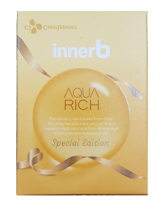Viên Uống Hỗ Trợ Cấp Nước Bổ Sung Collagen Aqua Rich 2