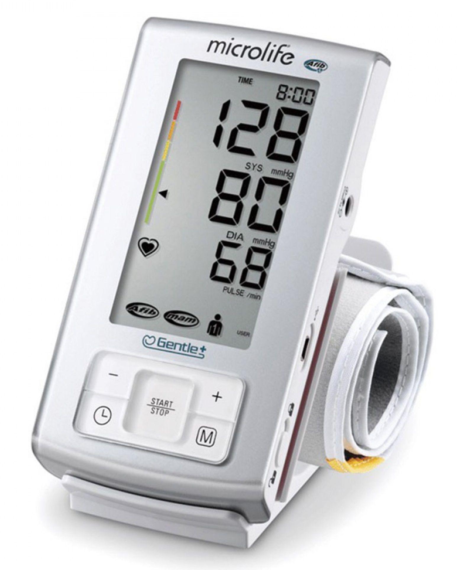 Máy đo huyết áp bắp tay Microlife A6 Basic Chính Hãng 1