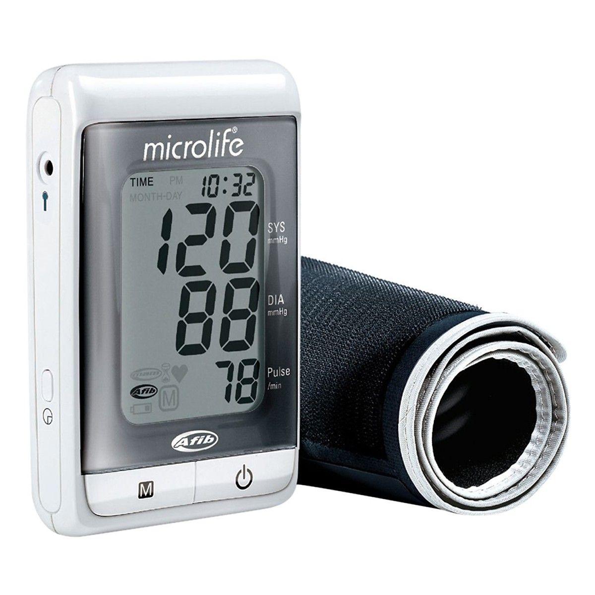 Máy đo huyết áp bắp tay Microlife BP A200 Chính Hãng 1