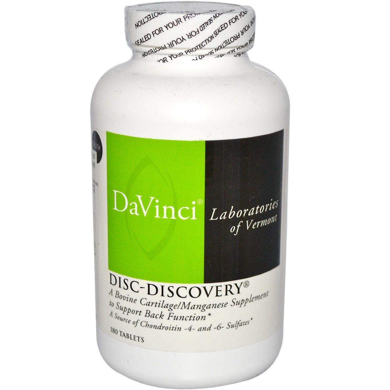 Viên uống Davinci Disc Discovery hỗ trợ trị thoái hóa cột sống 1