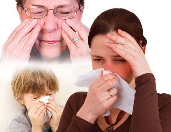 Cải thiện tình trạng viêm mũi, viêm mũi dị ứng với xịt mũi Agenytin