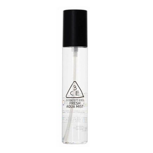 Nước xịt khoáng 3CE Fresh Aqua Mist cung cấp độ ẩm và nhiều khoáng chất cho da