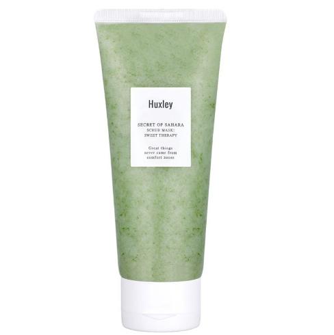 Tẩy tế bào chết Huxley Scrub Mask Sweet Therapy chính hãng từ Hàn